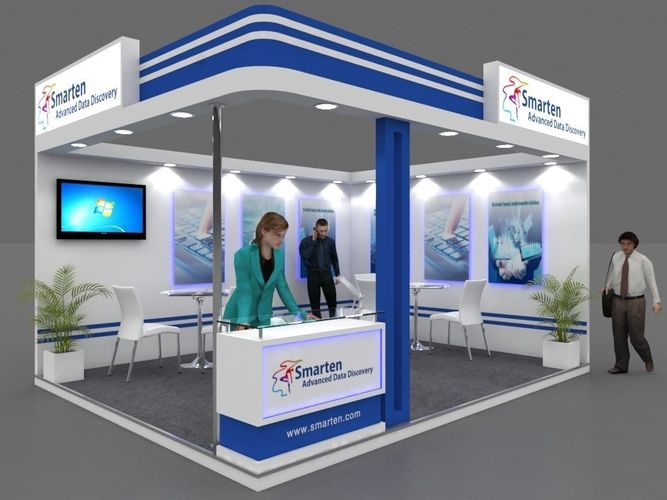 How to Choose the Best Exhibition Stall Fabricators?