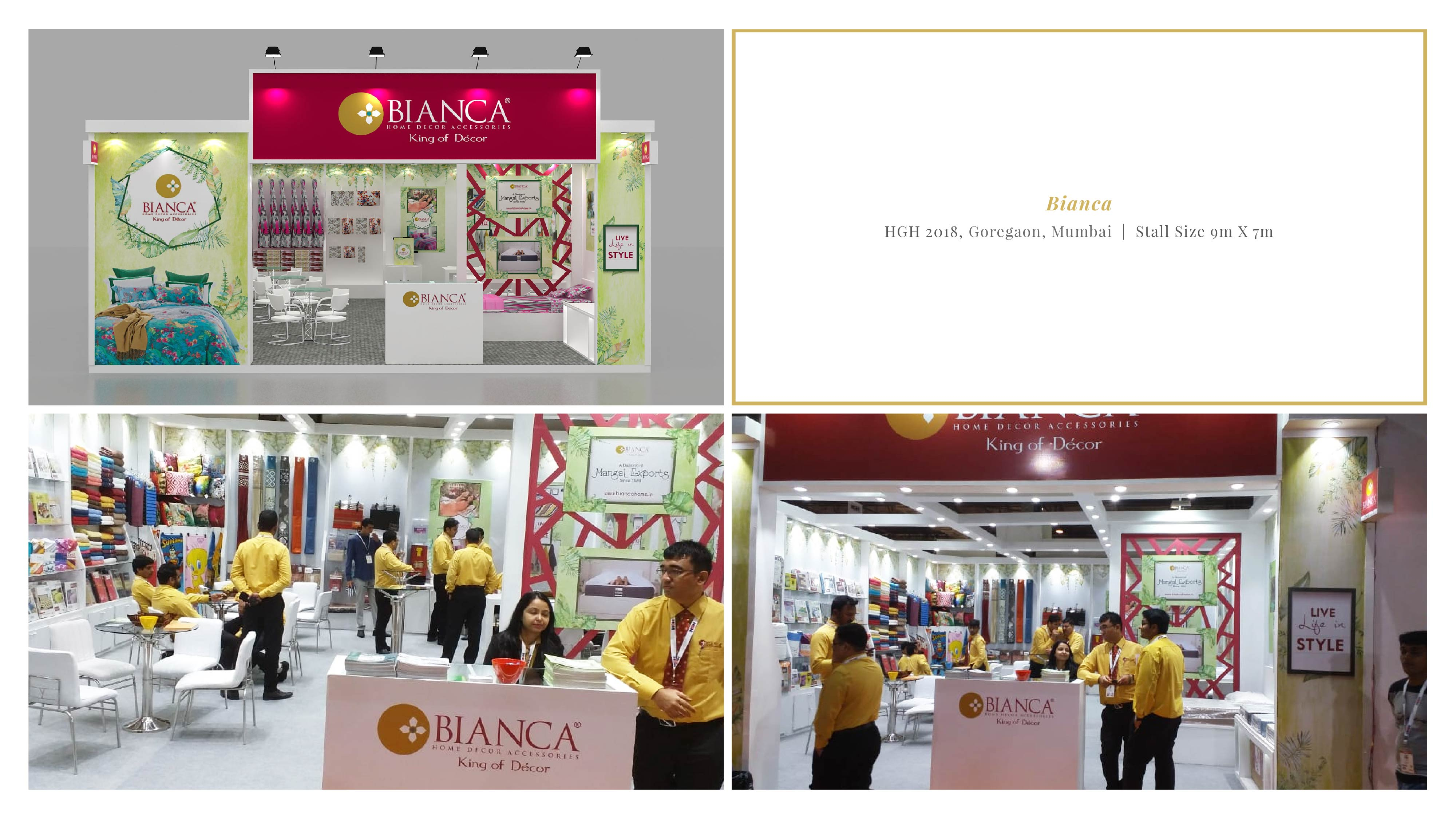 Stand out at Trade Shows with Unique Booth Design Ideas