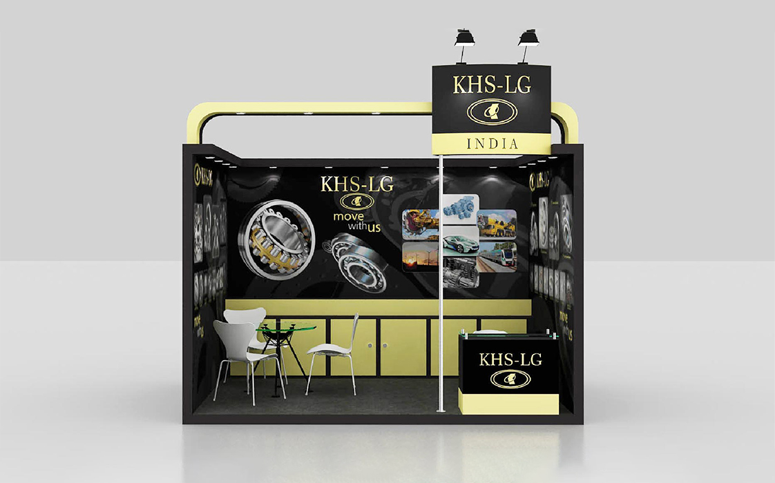 Your Small Exhibition Stall Design Can Also Make A Big Impact.  Know How