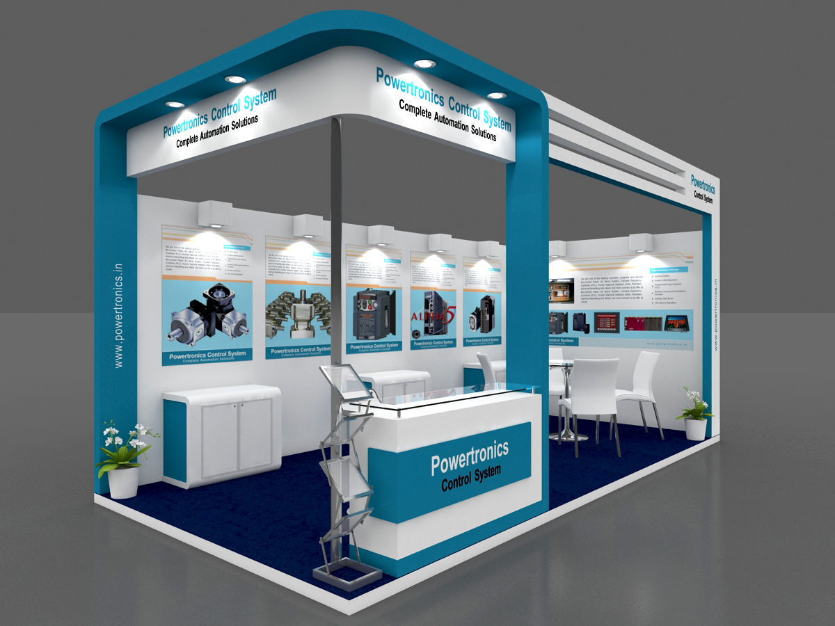Things to keep in mind while setting up an Exhibition stall