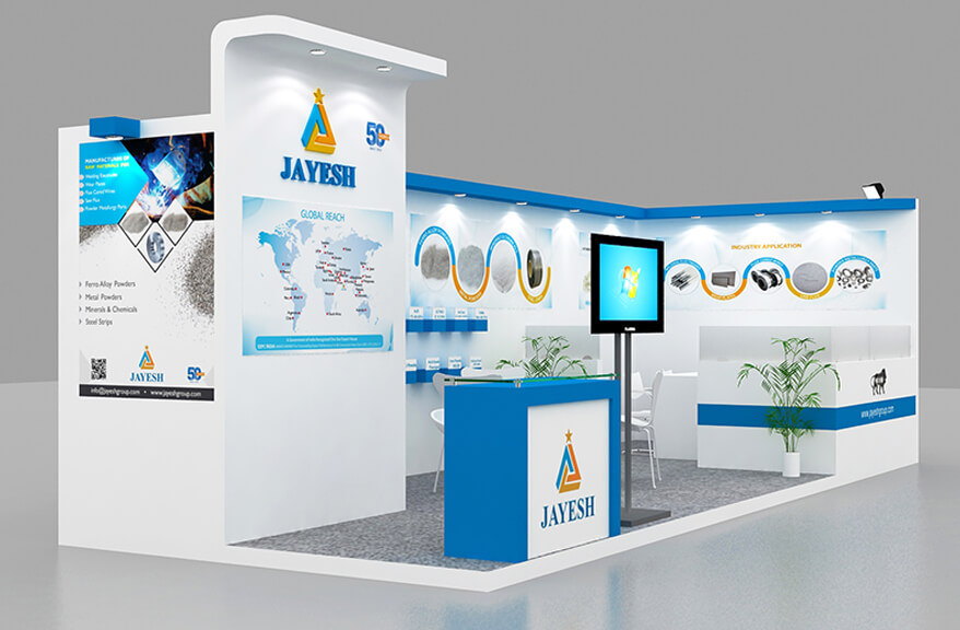 Need for Innovative Exhibition Stands & Other Challenges Seen At InternationalEvents
