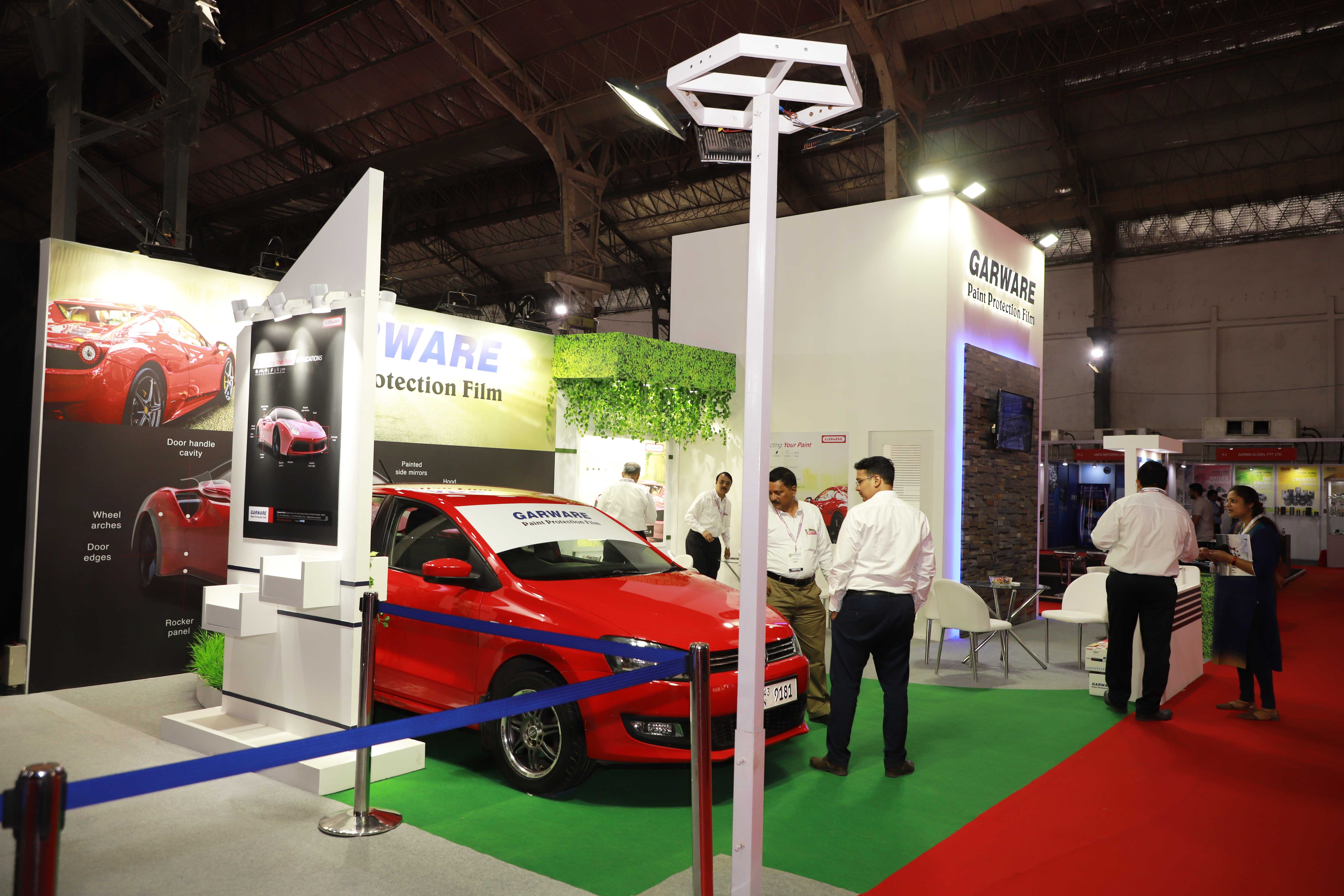 Exhibition Stall Designed By Top Fabricators Has Numerous Benefits