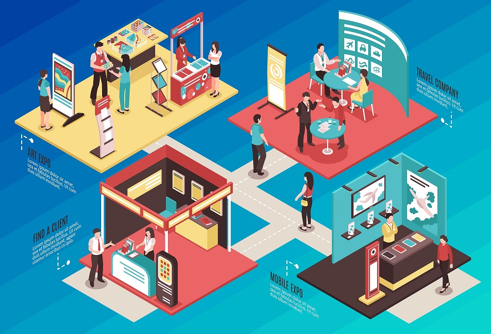 3 Exhibition Stand Trends To Watch Out For In The Near Future